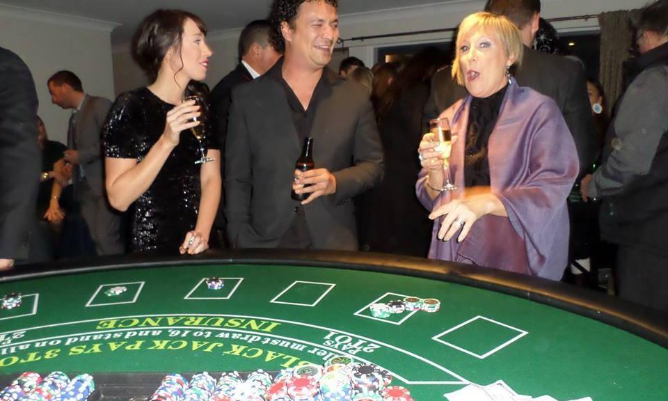 casino hire auckland
