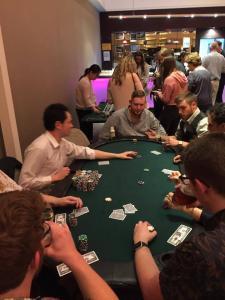 21st Birthday Casino Night
